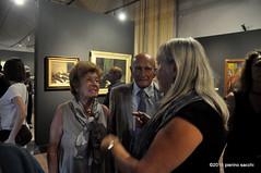 M9090224 (pierino sacchi) Tags: castellovisconteo il900 inaugurazione mostra museicivici pittura sindaco