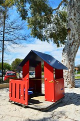 Civic Centre Park Cannington (PlayRight Australia) Tags: playrightaustralia playgrounds kompan cannington park moments redhouse