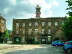 Ironbridge Museum of Iron (foggyray90) Tags: brick factory victorian museum