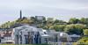 scottish parliament 01 (imagescotdotcom) Tags: devolved government politics holyrood edinburgh calton hill parthenon replica nelson monument panorama may spring lothians midlothian central belt scotland scottish parliament