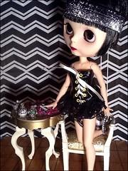 Blythe-a-Day September#16: Favorite Outfit: LaVern La Rue
