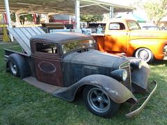 International pickup (bballchico) Tags: internationalharvester ih pickuptruck billetproof carshow