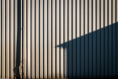 down spout (fhenkemeyer) Tags: lines linien abstract abstrakt shadow