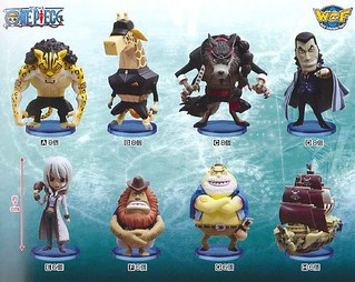One Piece World Collectable Figure 海賊王 WCF系列 Vol.30