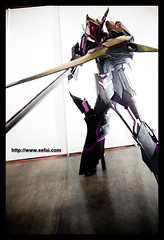 Accel World   Black Lotus   Cosplay (EE) Tags: cosplay  blacklotus  ee accelworld