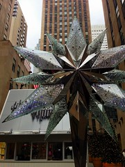 Shine Bright Like A Diamond (kim.palmer) Tags: christmas nyc newyorkcity newyork beautiful star shiny crystals shine crystal rockefellercenter fancy swarovski christmasdecor holidayseason swarovskicrystal rockefellerplaza christmasinnyc kimpalmer iphone5 iphonephotography december2012 iphoneography itskimpalmer uploaded:by=flickrmobile flickriosapp:filter=nofilter
