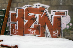 YEN34 (TheLost&Found) Tags: street old city urban snow cold detail art classic saint minnesota st metal wall train canon bench painting paul photography eos graffiti amazing junk rust king image painted gang cities minneapolis twin spot og explore hidden spots crew tc 7d imaging graff piece aerosol hm burner heavy exploration mn yen 34 freight gem 90s urbex mols mbee mber benched benching yen34 artfinder thelostandfound