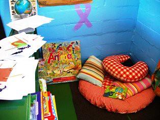 Cosy Book Corner