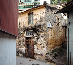 Rua da Pedra (b.cx) Tags: old architecture buildings macau oldtown  innerharbor  olddistrict   patane   ruadapedra