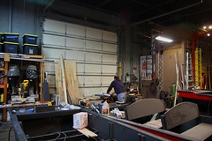 PK at the table saw