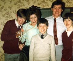 Image titled Martin, Margaret, Edward and Veronica 1980s