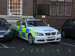West Midlands Police BMW 330d Touring BU56 OTD (FSPL111) (wicked_obvious) Tags: park west police lane bmw spare fleet touring services midlands tc07 330d bu56otd fspl111