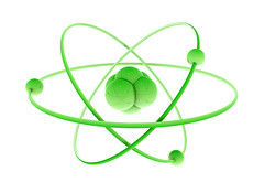 Green atom isolated on white (jezper ST) Tags: white abstract green illustration silver circle 3d team education energy technology power symbol background small objects nuclear nobody science structure line research chrome sphere chemistry electron ellipse planet particle physics backdrop shape microscopic atomic biology turning isolated connection element core atom quantum proton chemical molecule teamwork neutron scientific molecular orbiting