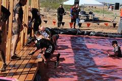 (tomman) Tags: arizona monkey mud wounded az warrior february tough obstacle mesa mudder 2013 toughmudder