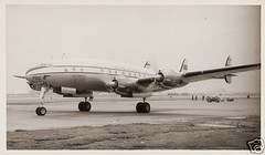 Lockheed L-049-46-26 Constellation - PP-PDC (Panair do Brasil) Tags: connie lockheed constellation panair panairdobrasil pppdc