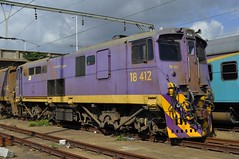 18-412 (SAR Connecta) Tags: railway trains sas sar prasa shosholozameyl southafricanrailway