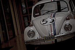 Lovebug-Car-retro-Cool fun finds (ArtApril) Tags: car canon vintage fun retro photowalk phototrip lovebug photobyaprilbielefeldt