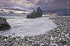 Heaven tormented. (Francisco J. Pérez.) Tags: naturaleza nature landscape atardecer spain pentax playas málaga sigma1020mm pentaxk5 ´franciscojpérez
