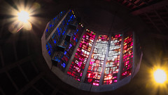 Metropolitan Cathedral of Christ the King (Brian Negus) Tags: england liverpool cathedral unitedkingdom lantern romancatholic merseyside metropolitancathedral blindphotographers