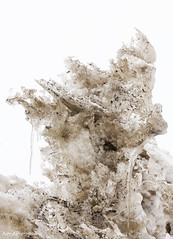 Sculpture ... (Astrid Photography.) Tags: winter sculpture snow france ice nature closeup sand salt icicles lesmenuires astridphotography tisechteenheleviezesmurrie