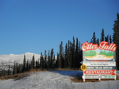 Road to Haines Junction (Mr. Happy Face - Peace :)) Tags: winter wild sky snow canada cold ice nature architecture clouds buildings reflections skies view culture villages wildhorses goldrush klondike hainesjunction jimmyb whitehorseyukon landscapecountryside mrhappyface