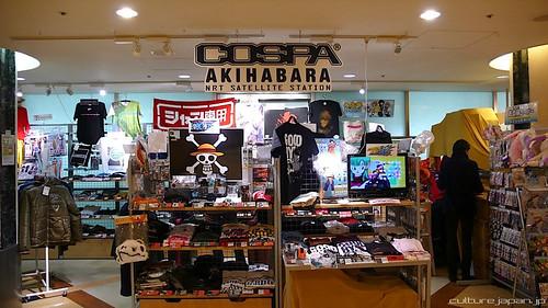 Tiendas del Aeropuerto de Narita