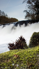 Cascade (Rui_Mendes) Tags: portugal water waterfall exposure pvoa do