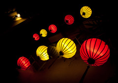 Red and Yellow Lanterns at Night - Hoi An, Vietnam (ChrisGoldNY) Tags: lighting travel red colors yellow composition canon poster asian lights design colorful asia southeastasia vietnamese colours forsale pov angles unescoworldheritagesite worldheritagesite vietnam hoian viet viajes posters lanterns albumcover bookcover colourful decor bookcovers albumcovers consumerist indochina vn gridskipper hian jaunted quangnam faifo haipho uneseco southcentralcoast quangnamprovince lmpph chrisgoldny chrisgoldberg chrisgold chrisgoldphoto chrisgoldphotos