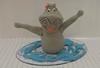 Glória, topo de bolo (Ateliê Cláudia Freitas (antigo Biscuit by Taudia) Tags: artesanato biscuit artes madagascar glória lembrancinha porcelanafria topodebolo taudia
