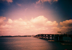 Link to Johor (mayrpamintuan) Tags: park morning travel bridge summer sky cloud sun hot film water up clouds analog 35mm asian fun toys lomo lca xpro lomography asia day afternoon play lego grain january lofi sunny slide malaysia heat link amusementpark noon tungsten grains analogue grainy themepark lowres johor legoland lowfi 64t filmphotography t64 2013