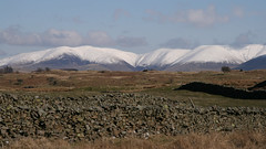 Howgills (Gonzo Walsh1) Tags: old snow march town photo 21 yorkshire north taken covered cumbria fells hutton between westmorland howgill 2013