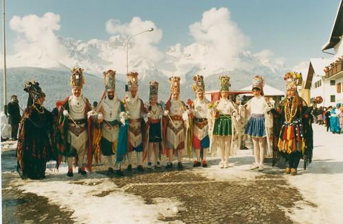 Mascherata di Casamazzagno - Comelico Superiore - Veneto - Italia
