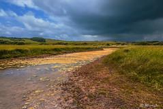 Meandering River (Murtada Al-Ahmed) Tags: park uk england sky clouds river landscape sussex nikon brighton sevensisters southdowns platinumheartaward blinkagain bestofblinkwinners blinksuperstars