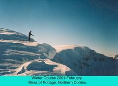 Kinloss 2001 0009 (RAFMRA) Tags: 2001 sunshine sefton kinloss mountainrescue rafmountainrescue wintercourse rafmrs rafmra wwwrafmountainrescuecom kinloss2001