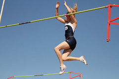 IMG_3767 (bamoffitteventphotos) Tags: sports canon athletics women polevault athlete sdsu sandiegostateuniversity trackandfield byu brighamyounguniversity 2013 aztecinvitational