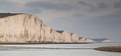 Seven Sisters - 70-200mm 1st shot (JamboEastbourne) Tags: park sea england cliff haven sisters sussex chalk south down cliffs east national seven cuckmere