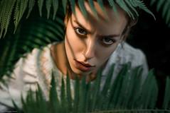 Magnetic sight (dantar90) Tags: light portrait art girl beautiful dark 50mm model eyes nikon conceptual emotions    d610  begmad dantar90