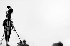 Take 1 - Looking Inward, Looking Onward (Astroredg) Tags: takumar 135mm 125takumar mondialdelaculture bw nb blackandwhite noiretblanc inward outward highcontrast contrastes intrieur extrieur fotodiox filmed filmer take prise photographia minimalist minimaliste minimalistic tent tente pavilion pavillon cinema tournage filming questioning questionnement meditation meditating inversion invertion revers negativespace