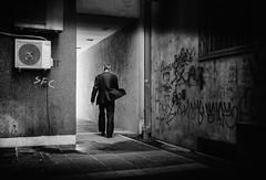 neo alley (Zlatko Vickovic) Tags: streetstreetphoto streetphotography streetphotographybw streetbw streetphotobw blackandwhite monochrome zlatkovickovic zlatkovickovicphotography novisad serbia vojvodina srbija