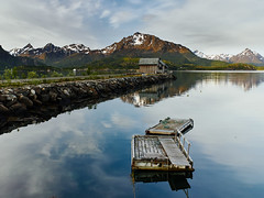 Mysalen Nationalpark, Norwegen (stefandinkel) Tags: stefandinkel olympusomdem1 voigtlnder175095 mft m43 norwegen mysalen wasser berge