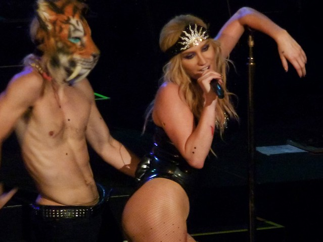 Ke$ha - Warrior Tour - Le Trianon, Paris (2013)