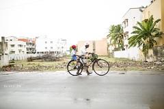 monsoon 2016 -chennai (BADRI PN) Tags: mychennai ilovechennai chennai chennairains rainyday school elder grandfather backtohome evening india streetstory streetart streets