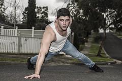 Kristian Photoshoot 5 (Indigo Skies Photography) Tags: nikond750 speedlite tamronsp2470mmf28divcusd portrait photoshoot nikonsb900 man person model fitness