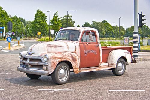Chevrolet 3100 Step Side Pick-Up Truck 1954* (9667)