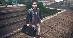 Looking for a new start (Lo Harris Mller ) Tags: noproject sixgenoma newrelease kalback mom menonlymonthly jeans style