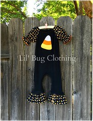 Unknown (Lil' Bug Clothing) Tags: candy corn peasant outfit