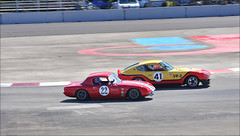 DSC_8312 (valvecovergasket) Tags: portland pir vintage racing nissan datsun bre classic lotus