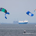 Kite-board Competition