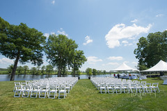 The Wedding of Jessica and Drew (Tony Weeg Photography) Tags: jessica ramsay landscaping chad westover maryland wedding venue blue sky forever drew wilson tony weeg photography 2016 pocomoke river wide angle landscape 1424mm nikon d750