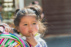 to smile or not to smile? (plucciola) Tags: etnie people per baby bimbi child children ethnic kid kids ragazzi ica pe